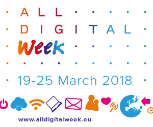logo All digital week