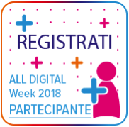 registrati all digital week 2018